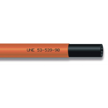 LPG Low pressure gas hose ( Orange)