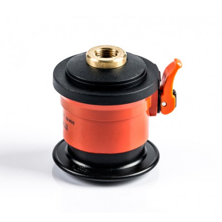 Adapter of camping and DIY equipment to bottles of Repsol Butano