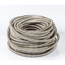 Armoured LPG Gas Hose 8x14 mm.