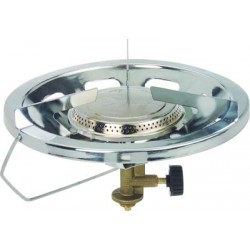 Super turbo camping stove 22 cm.